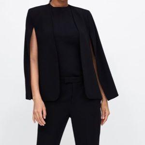 Zara Cape Jacket